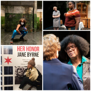 Lookingglass Photo Collage - Her Honor Jane Byrne