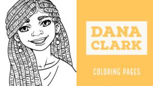 Free Coloring Pages - DanaClarkColors.com | 169x300