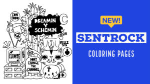 Dana Coloring Page | H & M Coloring Pages | 169x300