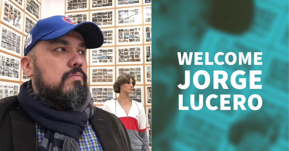 Jorge Lucero